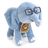"""Мягкая музыкальная игрушка """"Слонёнок"""" (20 см)"""