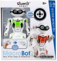 """Робот на радиоуправлении """"MacroBot"""" (зелёный; со световыми и звуковыми эффектами)"""