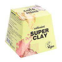 """Подарочный набор """"Super Clay"""" (скраб для лица, крем для лица, 3 маски для лица)"""