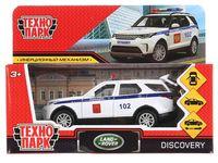 """Модель машины """"Land rover полиция"""""""
