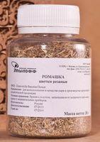 Цветки ромашки резаные для изготовления мыла (30 г)