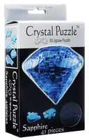 "Пазл-головоломка ""Crystal Puzzle. Сапфир"" (41 элемент)"
