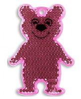"""Фликер """"Мишка"""" (розовый; арт. 51006.65)"""