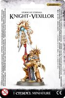 Warhammer Age of Sigmar. Stormcast Eternals. Knight-Vexillor (96-18)
