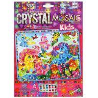 """Аппликация из страз """"Crystal Mosaic. Волшебные пони"""""""