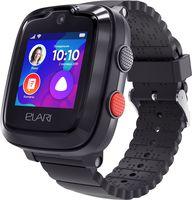 Умные часы Elari KidPhone 4G (черные)