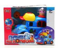 """Игрушка для выдувания мыльных пузырей """"Пузыри на колесах"""" (со звуковыми эффектами)"""