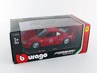 """Модель машины """"Bburago. Ferrari F40"""" (масштаб: 1/24)"""