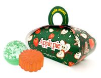 """Подарочный набор """"Яблочный пирог"""" (мыло, бомбочка для ванны)"""