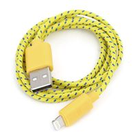 Кабель USB Lightning Omega OUFBIPCY