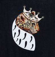 "Вышивка крестом ""Король Лео"" (220х155 мм)"