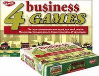 Четыре экономические игры