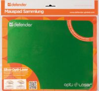 "Коврик для мыши ""Defender Silver opti-laser"" (арт. 50410)"
