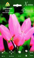 "Тюльпан триумф многоцветковый ""Хэппи Фэмили"""