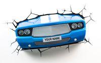 """Ночник детский """"Classic Car"""""""