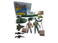 """Игровой набор """"Военный"""" (арт. 100860192-912-3)"""