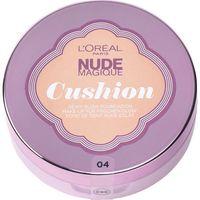 """Тональный крем для лица """"Nude Magique Cushion"""" (тон: 04, ванильно-розовый)"""