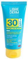"""Крем солнцезащитный для лица и декольте """"Bronzeada"""" SPF 30 (50 мл)"""