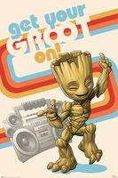 """Постер """"Get Your Groot On"""""""