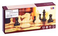 Шахматы и шашки (арт. 3810В)