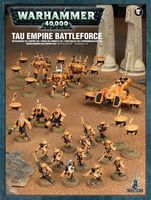"Набор миниатюр ""Warhammer 40.000. Tau Empire Battleforce"" (56-05)"