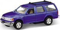"Модель машины ""Welly. Ford Expedition 1998"" (масштаб: 1/32)"