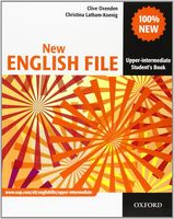 New English File. Upper-intermediate. Student`s Book
