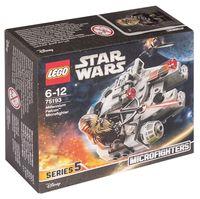 """LEGO Star Wars """"Микроистребитель Сокол Тысячелетия"""""""