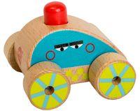 """Деревянная игрушка """"Машинка-пищалка"""""""