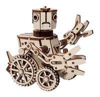"""Сборная деревянная модель """"Робот Макс"""""""