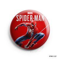 """Значок маленький """"Человек-паук"""" (арт. 237)"""