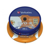 Диск DVD-R 4.7 Gb 8x Gold Archival