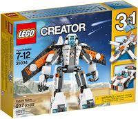 """LEGO Creator """"Летающий робот"""" (самолет/автомобиль)"""