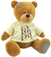 """Мягкая игрушка """"Медведь Топтыжкин"""" (20 см; арт. MA1981/20)"""