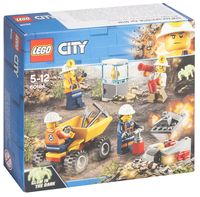 "LEGO City ""Бригада шахтеров"""