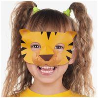 """Набор масок для детей """"Zoo"""" (4 шт.)"""