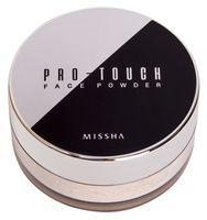 "Рассыпчатая пудра для лица ""Pro-Touch Face Powder"" SPF 15 тон: 23, natural beige"