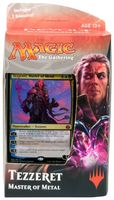 Magic the Gathering. Aether Revolt. Tezzeret