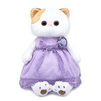 """Мягкая игрушка """"Ли-Ли в лавандовом платье"""" (27 см)"""