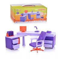 """Набор мебели для кукол """"Офис. Мини"""""""