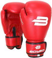 """Перчатки боксерские """"Basic"""" (красные; 10 унций)"""