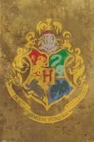 """Постер """"Harry Potter. Hogwarts Crest"""""""
