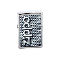 Зажигалка Zippo 28280 Brashed Chrome