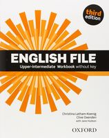 New English File. Upper-intermediate. Workbook without Key