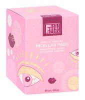 Мицеллярные диски для снятия макияжа (60 шт)