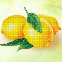 """Алмазная вышивка-мозаика """"Лимоны"""""""