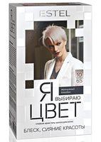 """Крем-гель краска для волос """"Я выбираю ЦВЕТ"""" (тон: 10/65, жемчужный блондин)"""