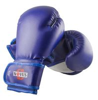 Перчатки боксёрские LTB-16301 (L/XL; синие; 14 унций)
