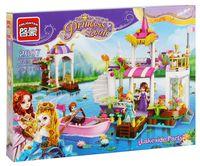 """Конструктор """"Princess Leah. Вечеринка на берегу озера"""" (394 детали)"""