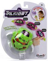 """Интерактивная игрушка """"Talkibot"""" (зелёный; со световыми эффектами)"""